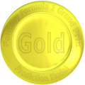Gold prediction medal