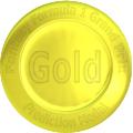 Gold prediction medal