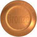 Bronze prediction medal