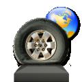 Flat tyre award