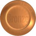 Bronze prediction medal