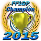 FF1GP Champions Gold Cup 2015