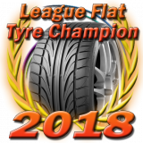 League Flat Tyre Champion 2018