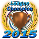 League Champion Bronze Cup 2015