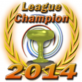 League Champion Gold Cup 2014