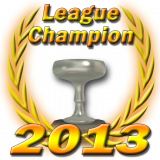 League Champion Silver Cup 2013