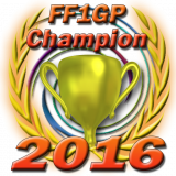FF1GP Champions Gold Cup 2016