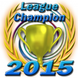 League Champion Gold Cup 2015