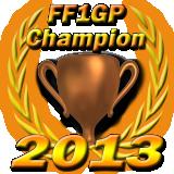 FF1GP Champions Bronze Cup 2013