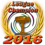 League Champion Bronze Cup 2016