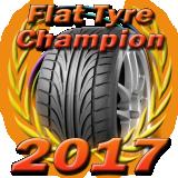 Flat Tyre Champion 2017