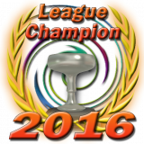 League Champion Silver Cup 2016