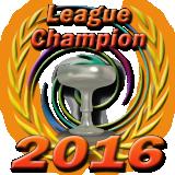 League Champion Silver Cup 2016