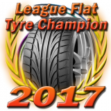 League Flat Tyre Champion 2017