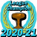 League Champion Bronze Cup 2020-21
