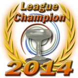 League Champion Silver Cup 2014