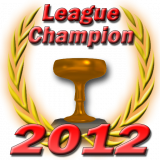 League Champion Bronze Cup 2012