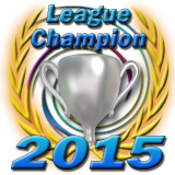 League Champion Silver Cup 2015