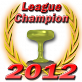 League Champion Gold Cup 2012