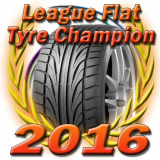 League Flat Tyre Champion 2016