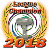 League Champion Silver Cup 2018