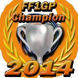 FF1GP Champions Silver Cup 2014