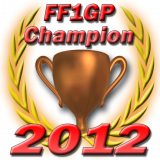 FF1GP Champions Bronze Cup 2012