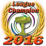 League Champion Gold Cup 2016