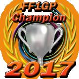 FF1GP Champions Silver Cup 2017