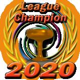 League Champion Bronze Cup 2020