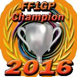 FF1GP Champions Silver Cup 2016