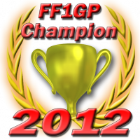 FF1GP Champions Gold Cup 2012