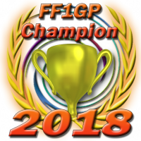 FF1GP Champions Gold Cup 2018