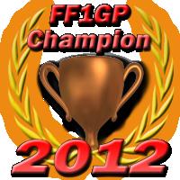 FF1GP Champions Bronze Cup 2012