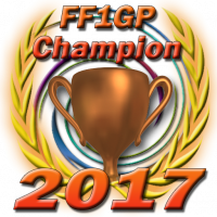 FF1GP Champions Bronze Cup 2017