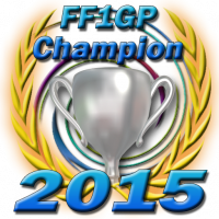 FF1GP Champions Silver Cup 2015