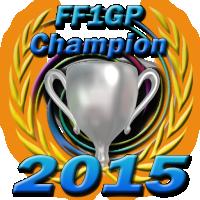 FF1GP Champions Silver Cup 2015