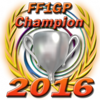 FF1GP Champions Silver Cup 2016