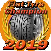 Flat Tyre Champion 2019