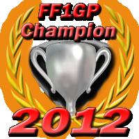 FF1GP Champions Silver Cup 2012