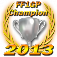FF1GP Champions Silver Cup 2013