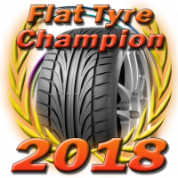 Flat Tyre Champion 2018