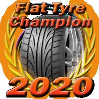 Flat Tyre Champion 2020