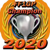 FF1GP Champions Silver Cup 2020