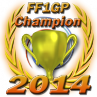 FF1GP Champions Gold Cup 2014