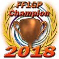 FF1GP Champions Bronze Cup 2018