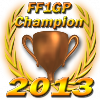 FF1GP Champions Bronze Cup 2013