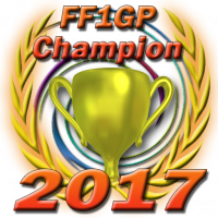 FF1GP Champions Gold Cup 2017