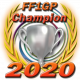 Come 2nd in the 2020 FF1GP Championship