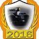 Renault fanbadge